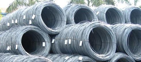 thép cuộn tròn trơn Việt Hàn